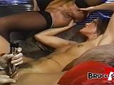 BRUCE SEVEN - ButtSlammers 6 Debi, Kaitlyn, and Krysti.