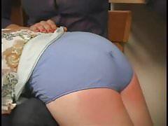 Nice spanking