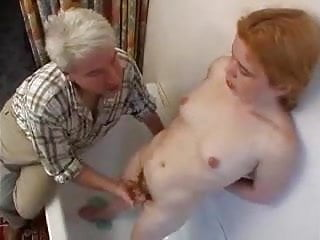 Russian Tits Teen video: KOTB Grandpa Calls Her Round For A Fuck !