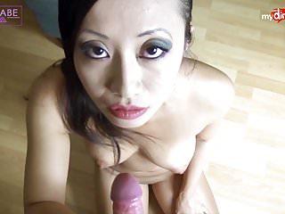 German Asian xxx: My Dirty Hobby - Kinky Asian MILF fucked