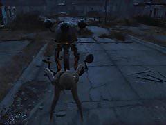 Fallout 4 Katsu sex dobrodružství chap.10 Robot
