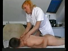 Ganny donne beaucoup plus que le massage