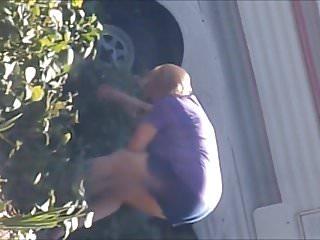 Milfs Amateur video: MILF Spy Neighbor #2