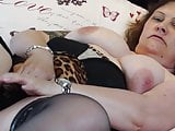 Real mature mother with big tits and wet pussy