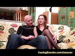 coppia di casting francese estrema
