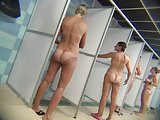 Hidden Cam Shower Room Part 13