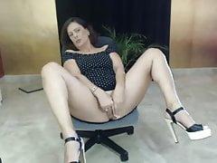 Heiße Mutter bei Webshow 6
