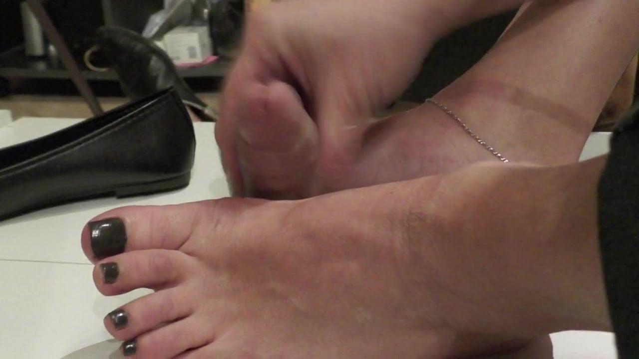 Stockings High Heels Anal