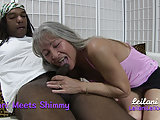 Leilani Lei meets Shimmy TRAILER