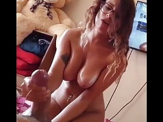 Handjob Wife Babe video: Lend a hand 2