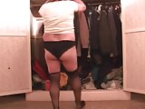 Sofia, argentine bitch, self spanking