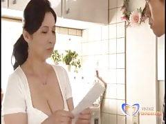 Die japanische Reife in der Küche wieder gutmachen