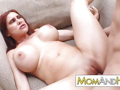 Big Tit MILF Mama Sheila Marie hart gefickt