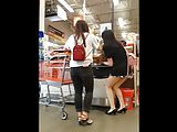 Sexy Asian legs at HD