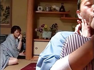 Matures Japanese video: FABS-091 Middle-aged Men And Women Seclusion Site Brought In