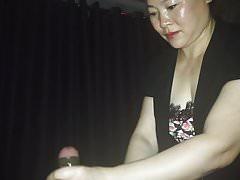 Chinesische indische Desi-Schwanzmassage mit Sperma - Teil 1