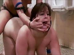 BBW scopata in bagno!