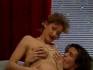 German Vintage Small Tits video: Akte Anal (1990s) VTO