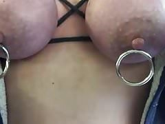 Bouncing Tied Tits