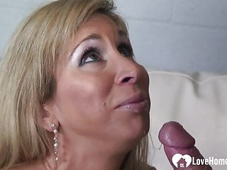 MILF knows how to handle his boner.mp4