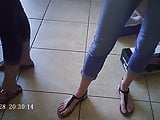 Candid Summer Sexy Feet #5
