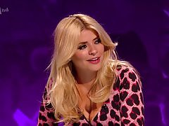 Clivagem de Holly Willoughby