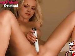 Natalie Dormer se déshabille et se masturbe