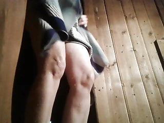 Russian Voyeur Mature video: Mother in law after bathhouse