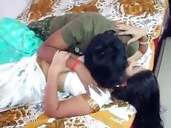 Indische Tante Pussy gefickt