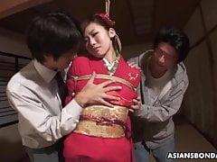 Nasty Mature Housewife, Azusa Uemura Got Plumbed Rock Hard And Cre