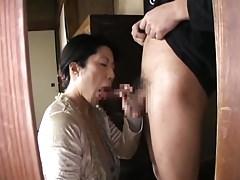 Japanese Mature BJ CIM 18