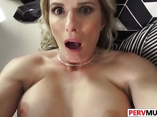 Matures Milfs Oldyoung video: Son Bangs His Sultry Stepma Cory Chase