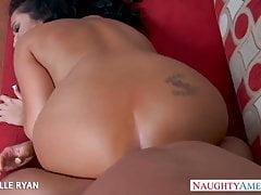 Busty Richelle Ryan cica a fuck cock v POV