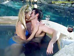 Amy Lindsay Nackter Sex in schwarzen Krawattennächten - ScandalPlanetCom