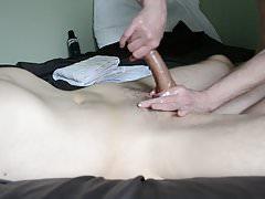 Erotische Massage (Teil 1)
