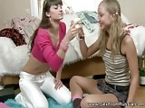 Lesbians From Moscow Enjoying Pussy