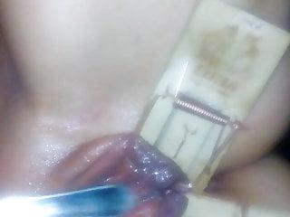 Amateur Fingering Bdsm video: Housewife big Pussy mousetrap