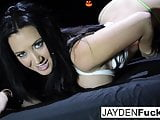 Jayden Jaymes Plays With Her Wet Pussy