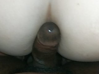 Amateur Interracial Pov video: Tight pawg ass