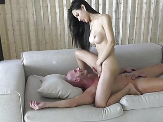 Shemale Fucks Shemale Shemale Masturbation Shemale Lingerie Shemale video: Ladyboy in cum face.
