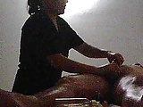 Massage with hand job part 3