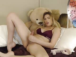 Big Tits Shemale Pov Shemale Webcam Shemale video: Pretty Girl, Pretty Cock, Sweet Sweet Cum