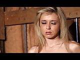 Jane in the barn