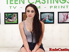 Casting teen assfucked mentre legato