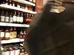Szczery Pawg w kolorze szarym !! & jiggly VPL w kolorze czarnym !!