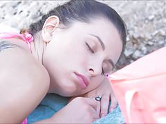 Angelina Doroshenkova - natural world of two girls