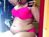Big belly fetish #2