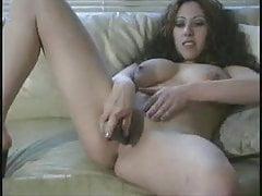 Liliana allein