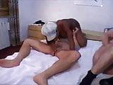 Two White Cocks Dp Black Guy