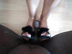 Ich liebe ihre Füße